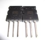 пары транзисторов